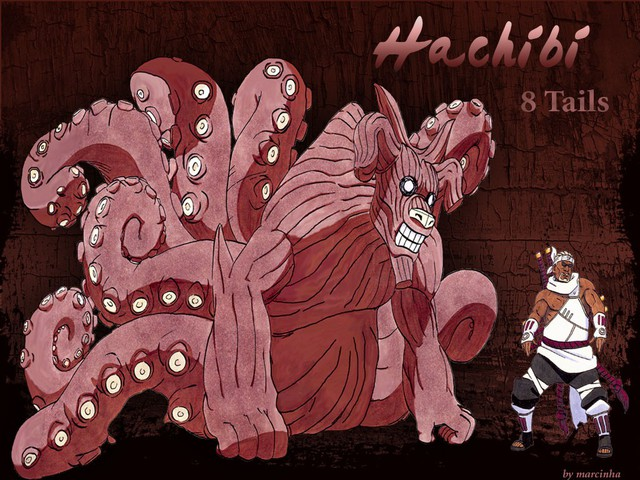 Tất tần tật thông tin về 10 Vĩ thú huyền thoại trong Naruto, mỗi con một vẻ mười phân vẹn mười - Ảnh 8.