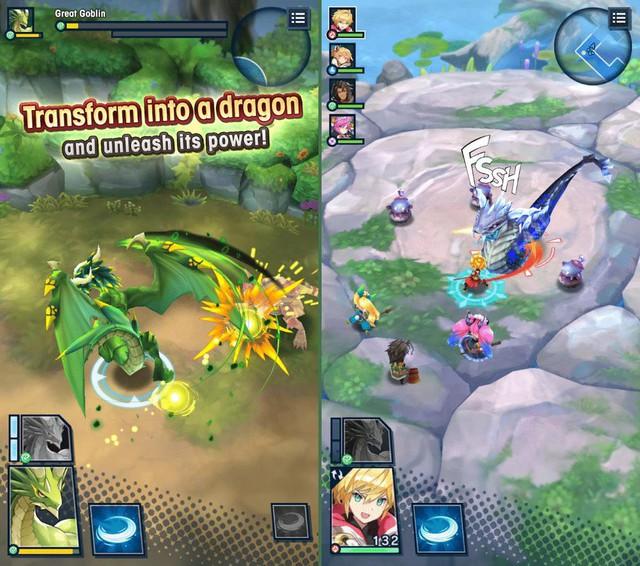 Dragalia Lost - Tựa game nhập vai di động tuyệt vời đến từ Nhật Bản - Ảnh 3.