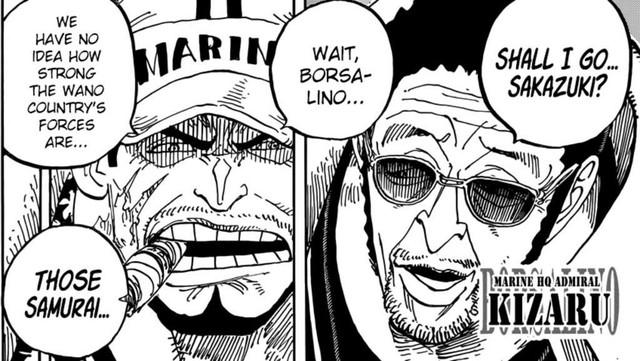 Giả thuyết One Piece: Đô đốc Khỉ vàng Kizazu có thể sẽ bỏ mạng ở Wano quốc? - Ảnh 4.