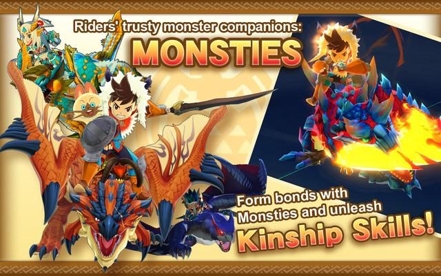 Game nhập vai Monster Hunter Stories ra mắt với giá cực chát, tận 19,99 USD - Ảnh 4.