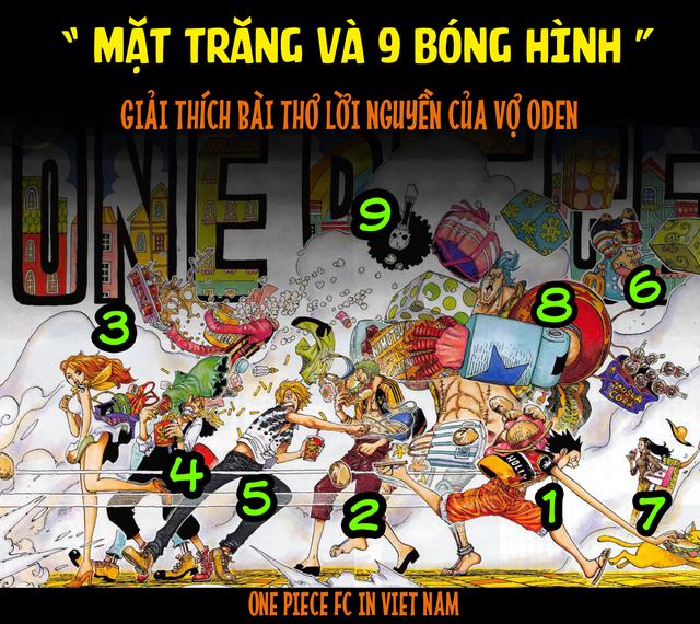 Giả thuyết One Piece 919: Phải chăng vợ của Oden đã dự đoán sự xuất hiện của Băng Mũ Rơm tại Wano Quốc cách đây... 20 năm? - Ảnh 1.