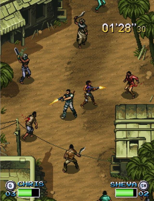Ngắm loạt ảnh các trò chơi điện tử hiện đại được remake thành điện tử băng đầy ấn tượng - Ảnh 8.