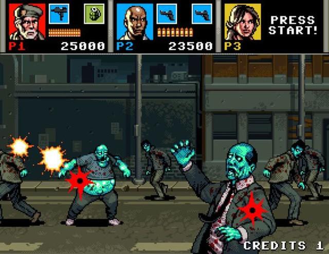 Ngắm loạt ảnh các trò chơi điện tử hiện đại được remake thành điện tử băng đầy ấn tượng - Ảnh 11.