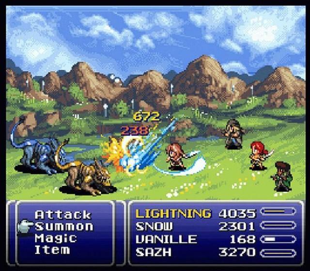 Ngắm loạt ảnh các trò chơi điện tử hiện đại được remake thành điện tử băng đầy ấn tượng - Ảnh 6.
