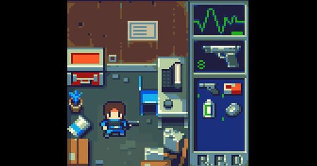 Ngắm loạt ảnh các trò chơi điện tử hiện đại được remake thành điện tử băng đầy ấn tượng - Ảnh 3.