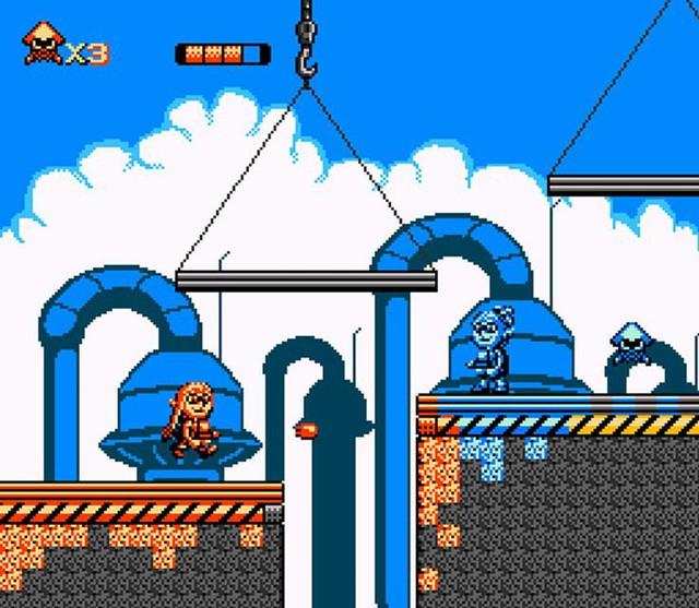 Ngắm loạt ảnh các trò chơi điện tử hiện đại được remake thành điện tử băng đầy ấn tượng - Ảnh 10.