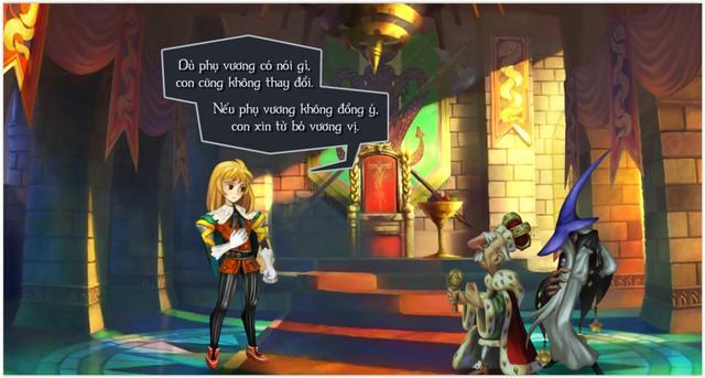 Sau Final Fantasy Type-0, đến lượt tựa game JRPG đình đám Odin Sphere Leifthrasir cũng được Việt hóa hoàn chỉnh 100% - Ảnh 3.