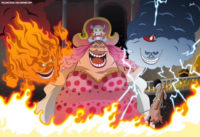 One Piece: Lý do vì sao Tứ Hoàng Big Mom lại có nhiều chồng đến như vậy? - Ảnh 4.