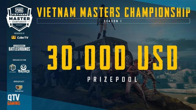 Chung kết Vietnam Masters Championship chính thức khởi tranh với sự góp mặt của Dũng CT - Ảnh 1.
