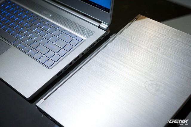 Cận cảnh laptop mỏng nhẹ Prestige PS42 đến từ MSI: chỉ 1,19 kg, pin 10 giờ, giá gần 21 triệu đồng - Ảnh 1.