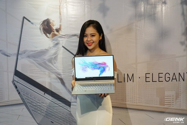Cận cảnh laptop mỏng nhẹ Prestige PS42 đến từ MSI: chỉ 1,19 kg, pin 10 giờ, giá gần 21 triệu đồng - Ảnh 2.