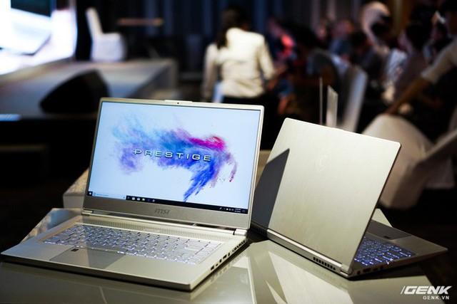 Cận cảnh laptop mỏng nhẹ Prestige PS42 đến từ MSI: chỉ 1,19 kg, pin 10 giờ, giá gần 21 triệu đồng - Ảnh 18.