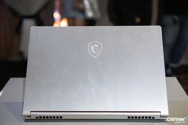 Cận cảnh laptop mỏng nhẹ Prestige PS42 đến từ MSI: chỉ 1,19 kg, pin 10 giờ, giá gần 21 triệu đồng - Ảnh 6.