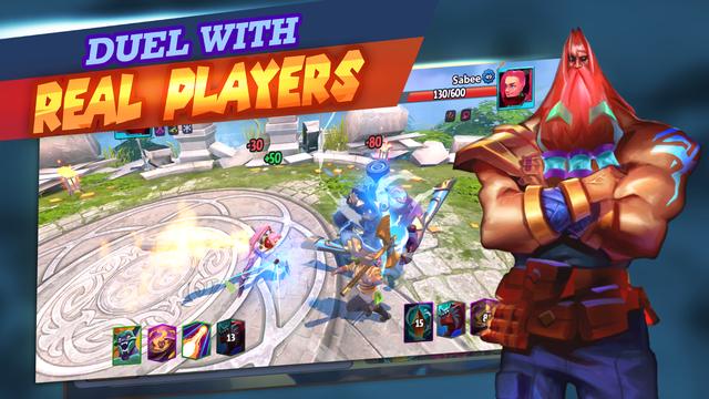 Ability Draft - Game mobile chém nhau nhiệt tình siêu thú vị mới mở cửa thử nghiệm - Ảnh 3.