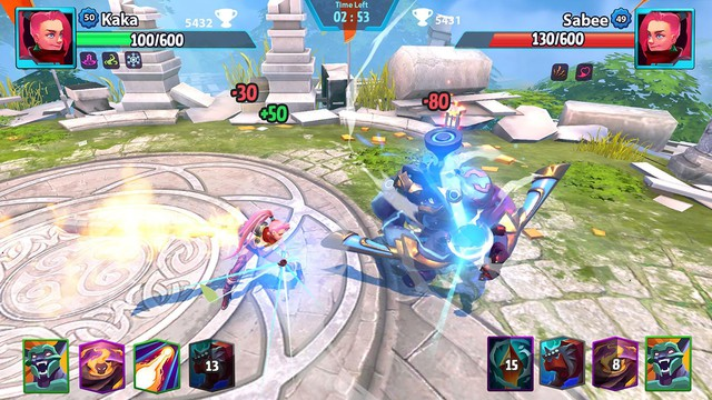 Ability Draft - Game mobile chém nhau nhiệt tình siêu thú vị mới mở cửa thử nghiệm - Ảnh 1.