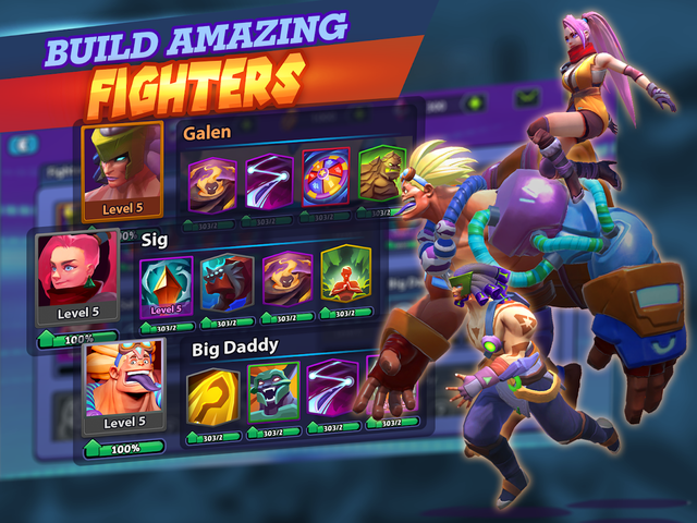 Ability Draft - Game mobile chém nhau nhiệt tình siêu thú vị mới mở cửa thử nghiệm - Ảnh 4.
