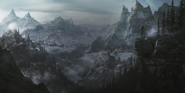 The Elder Scrolls V: Skyrim - Thế giới của những giấc mơ - Ảnh 1.