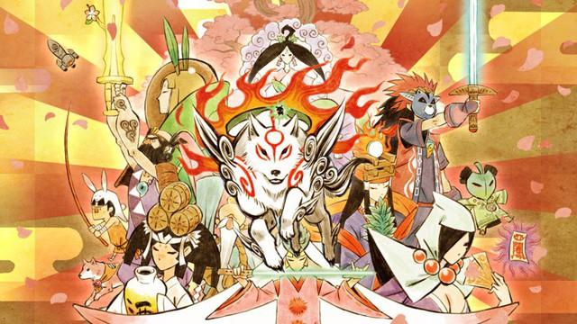 Okami - Định nghĩa của nghệ thuật trong Thế giới Game - Ảnh 1.