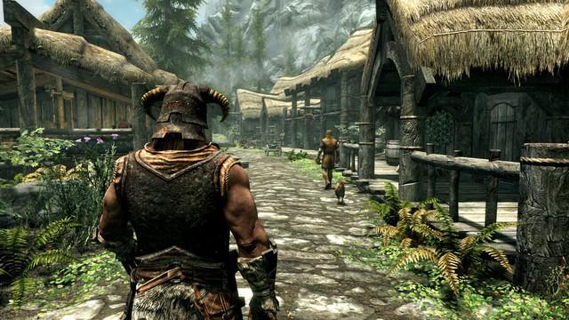 The Elder Scrolls V: Skyrim - Thế giới của những giấc mơ - Ảnh 2.
