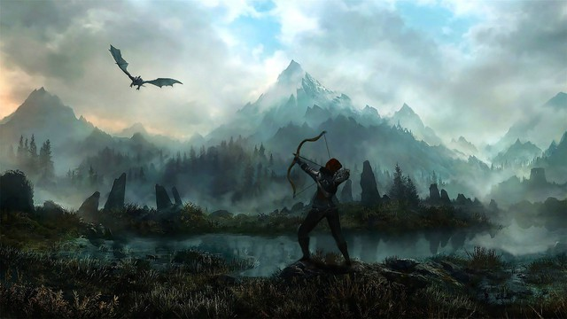 The Elder Scrolls V: Skyrim - Thế giới của những giấc mơ - Ảnh 3.