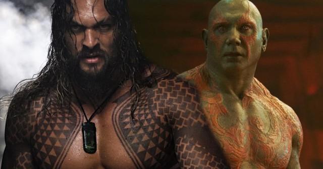 Suýt chút nữa, Jason Momoa đã trở thành người tàng hình Drax chứ không phải Thất Hải Chi Vương Aquaman - Ảnh 3.
