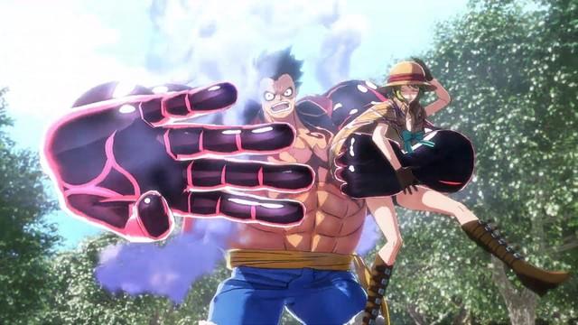 One Piece: World Seeker tung Cinematic trailer, Luffy cùng đồng bọn quậy tung thành phố - Ảnh 1.