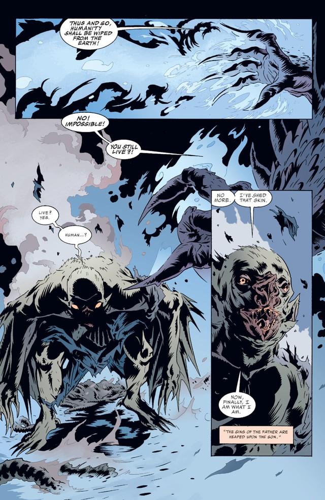 10 phiên bản đen tối và đáng sợ nhất của Batman từng xuất hiện trong truyện tranh - Ảnh 4.