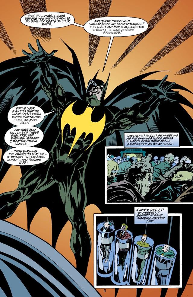 10 phiên bản đen tối và đáng sợ nhất của Batman từng xuất hiện trong truyện tranh - Ảnh 5.