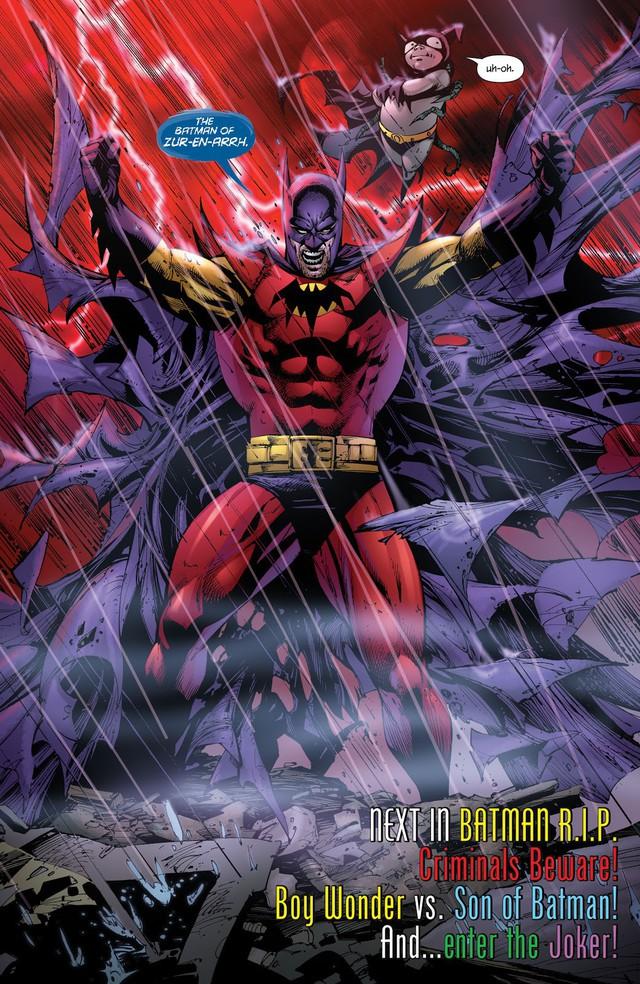 10 phiên bản đen tối và đáng sợ nhất của Batman từng xuất hiện trong truyện tranh - Ảnh 7.