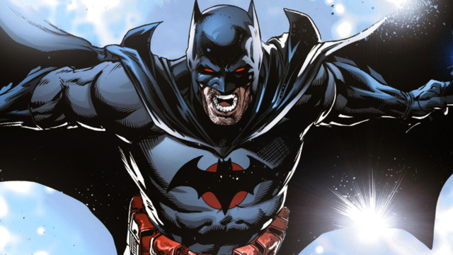 10 phiên bản đen tối và đáng sợ nhất của Batman từng xuất hiện trong truyện tranh - Ảnh 8.