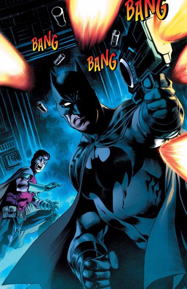 10 phiên bản đen tối và đáng sợ nhất của Batman từng xuất hiện trong truyện tranh - Ảnh 9.