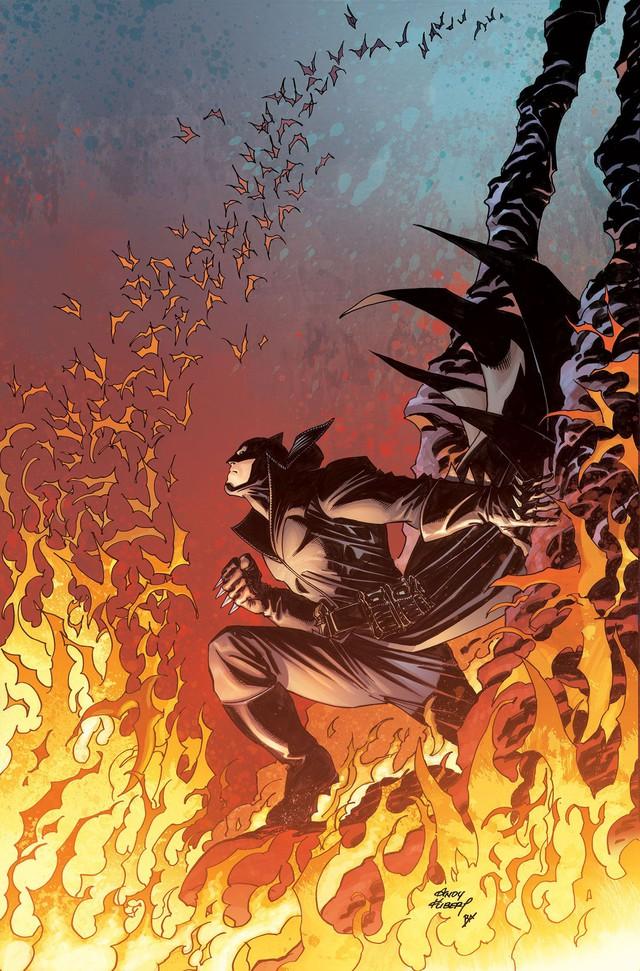 10 phiên bản đen tối và đáng sợ nhất của Batman từng xuất hiện trong truyện tranh - Ảnh 10.