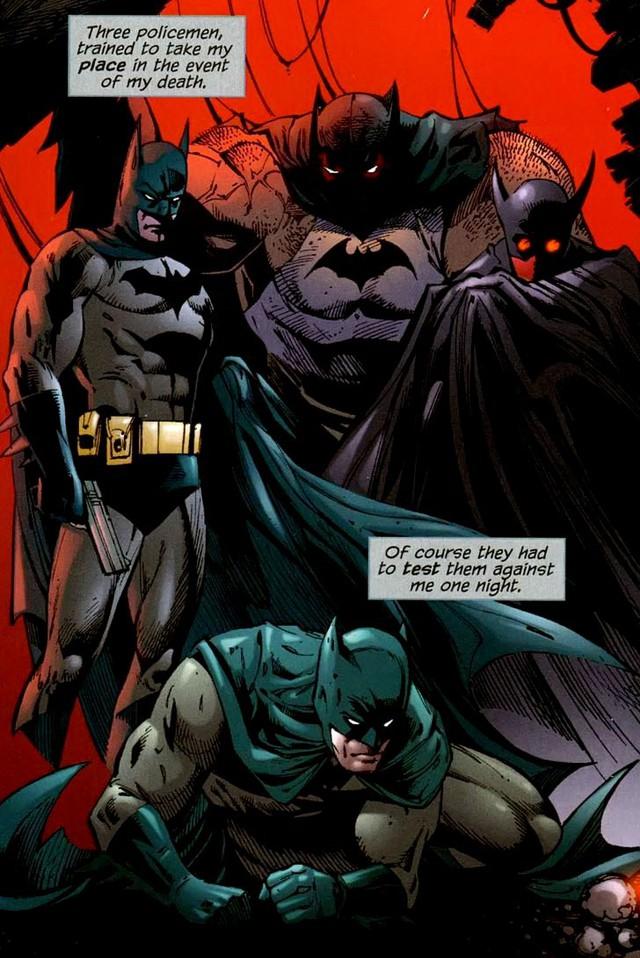 10 phiên bản đen tối và đáng sợ nhất của Batman từng xuất hiện trong truyện tranh - Ảnh 11.