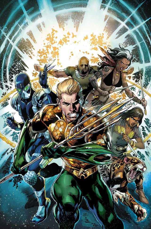 Cơn sốt Aquaman chưa tan, fan cuồng DC đã bắt đầu mong ngóng 5 điểm sáng mới từ phần 2 - Ảnh 4.