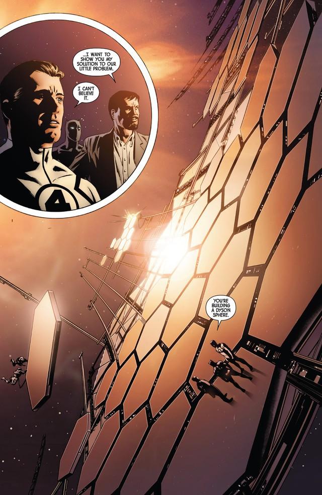 Top 10 món đồ chơi công nghệ siêu khủng mà Iron man từng chế tạo trong comic - Ảnh 1.