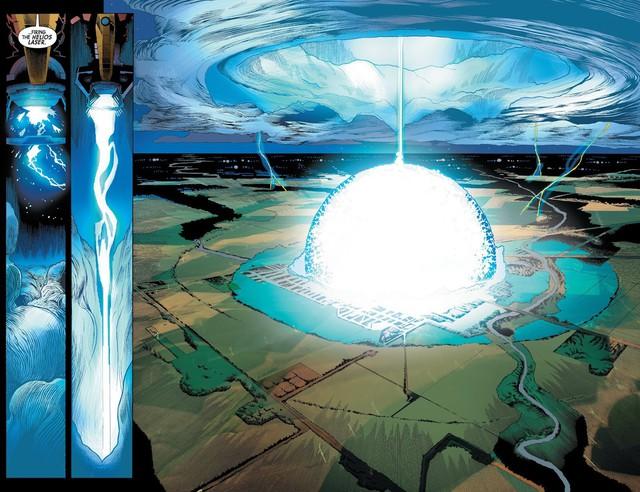 Top 10 món đồ chơi công nghệ siêu khủng mà Iron man từng chế tạo trong comic - Ảnh 5.