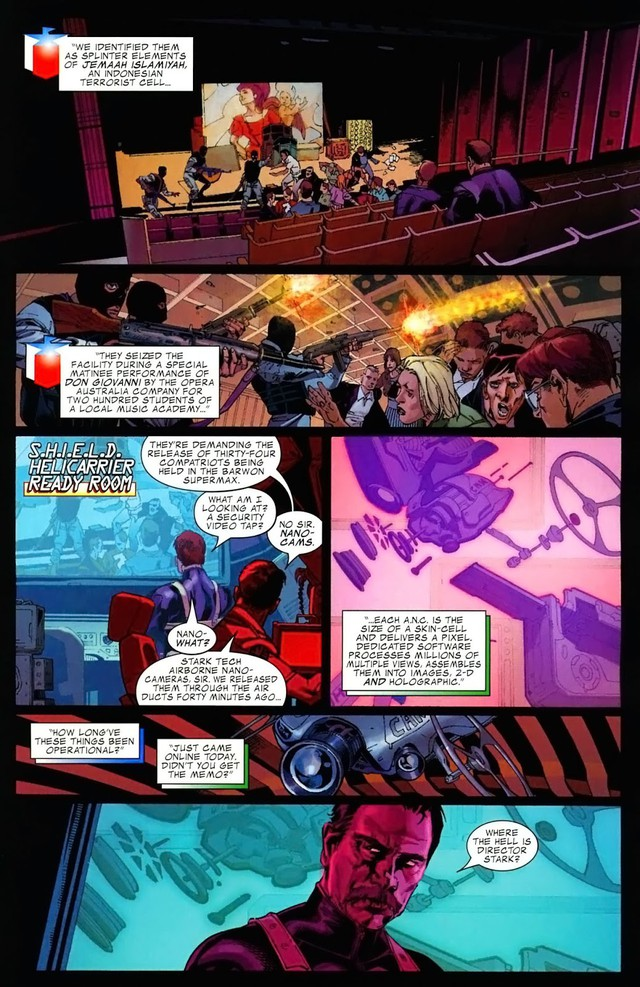 Top 10 món đồ chơi công nghệ siêu khủng mà Iron man từng chế tạo trong comic - Ảnh 6.