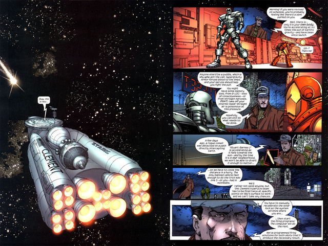 Top 10 món đồ chơi công nghệ siêu khủng mà Iron man từng chế tạo trong comic - Ảnh 8.