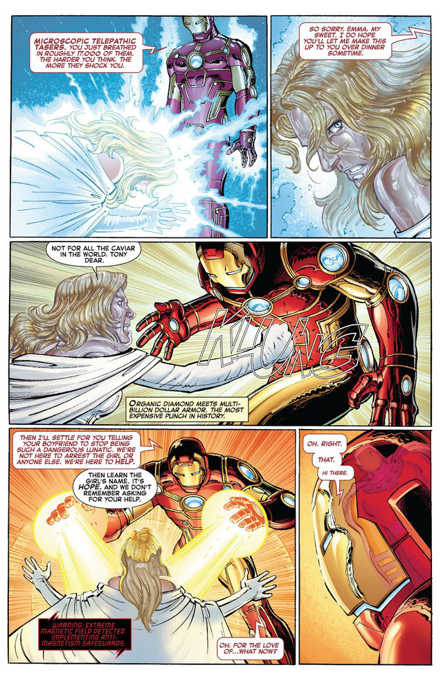 Top 10 món đồ chơi công nghệ siêu khủng mà Iron man từng chế tạo trong comic - Ảnh 9.