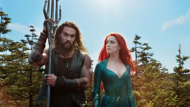 Aquaman chính thức vượt mốc 1 tỷ USD doanh thu trên toàn cầu - Ảnh 1.