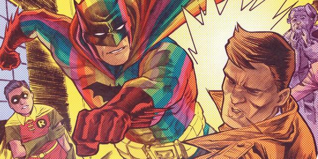 10 phiên bản lầy lội và hài hước nhất của Batman sẽ khiến nhiều người cười không ngậm được mồm - Ảnh 2.