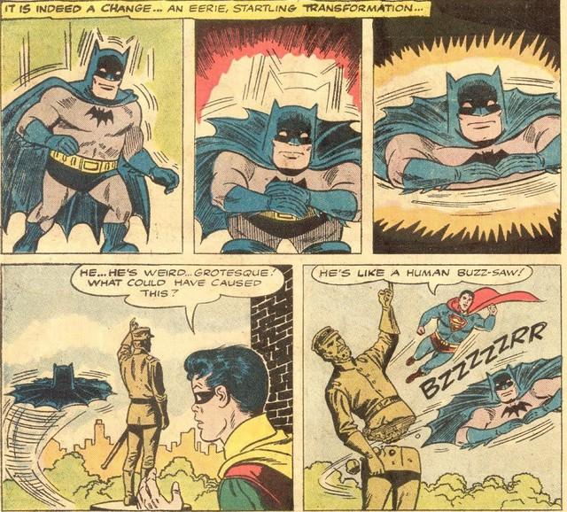 10 phiên bản lầy lội và hài hước nhất của Batman sẽ khiến nhiều người cười không ngậm được mồm - Ảnh 5.