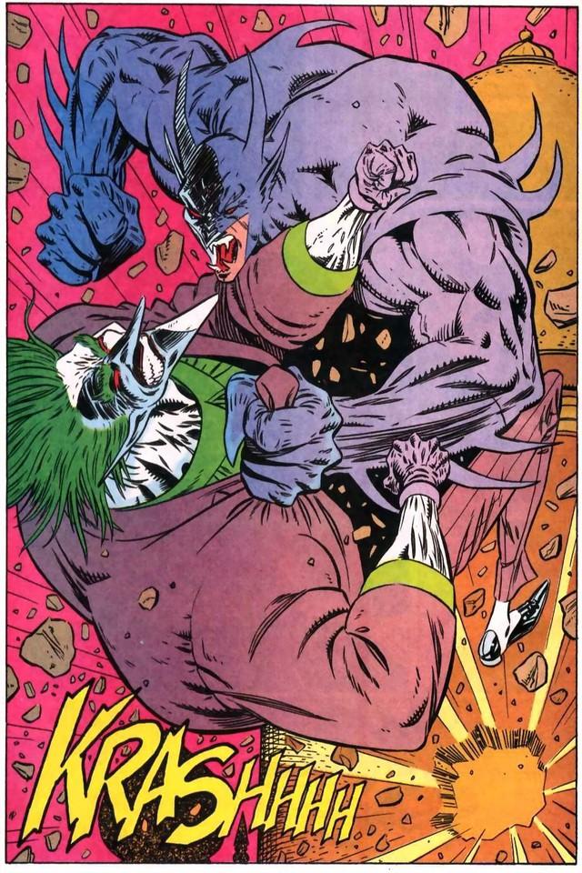 10 phiên bản lầy lội và hài hước nhất của Batman sẽ khiến nhiều người cười không ngậm được mồm - Ảnh 9.