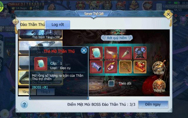 """Tam Sinh Tam Thế: Game đã """"ít"""" drama rồi mà giờ còn update thêm cả… cướp Boss liên server, sống sao đây? - Ảnh 4."""