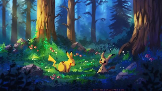 Thuyết âm mưu: Nếu thế giới Pokemon không còn con người, điều gì sẽ xảy ra? - Ảnh 1.