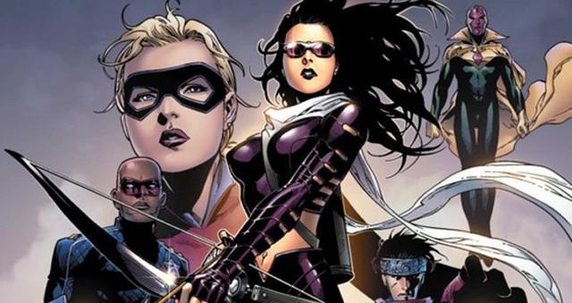 Bộ phim về các Avengers trẻ sẽ thay máu siêu anh hùng cũ đang được hãng Marvel lên kế hoạch sản xuất - Ảnh 1.