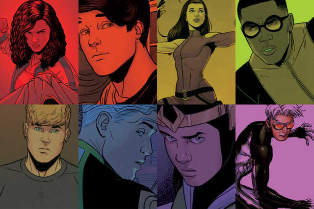 Bộ phim về các Avengers trẻ sẽ thay máu siêu anh hùng cũ đang được hãng Marvel lên kế hoạch sản xuất - Ảnh 2.