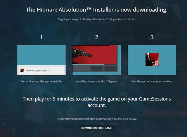 Hãy nhanh tay lên, game đỉnh cao Hitman: Absolution đang phát tặng miễn phí 100% - Ảnh 3.