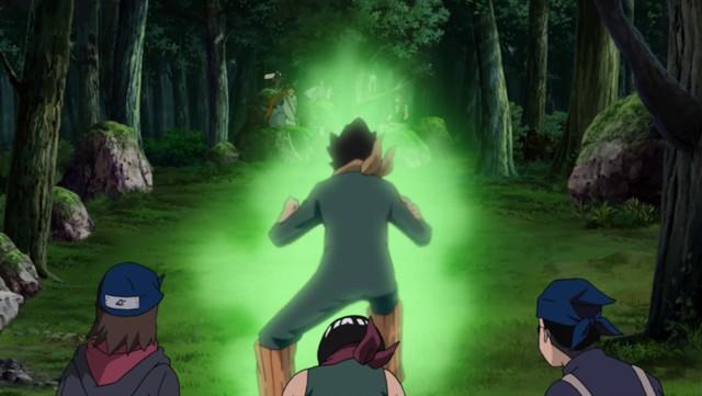 5 nhân vật mạnh mẽ có thể sử dụng Bát Môn Độn Giáp trong Naruto và Boruto - Ảnh 3.