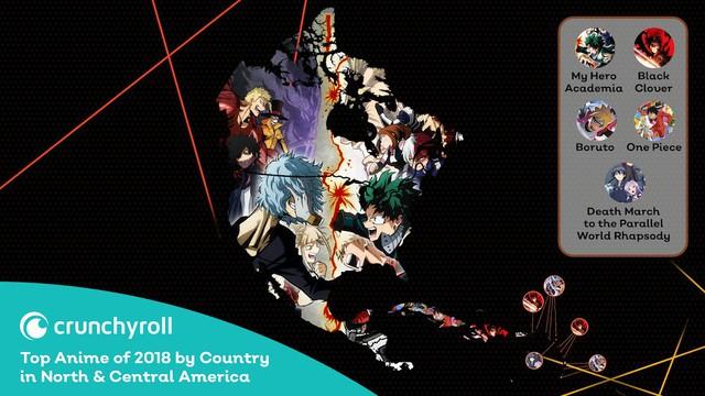 Không chỉ được yêu thích trong Nhật Bản, những bộ Anime sau còn tung hoành trên khắp thế giới - Ảnh 1.